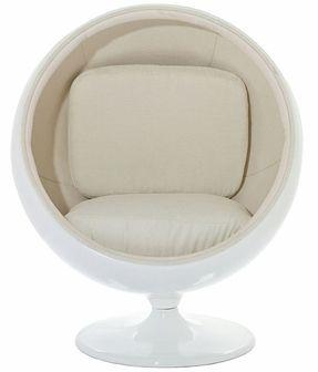The Kids Kaddur Chair In White, EEI 110K WHI By Modway | BizChair