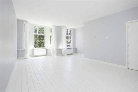 Houten Vloer Grijs : Grijs geverfde houten vloer perfect goedkope houten vloeren with