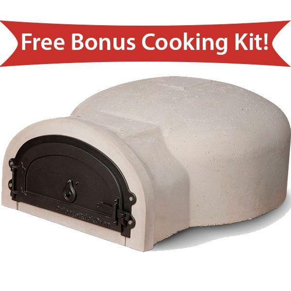 CBO-750 DIY Pizza OvenKit - the Outdoor Pizza Oven Kit is perfect for commercial or home. Free US shipping for the Chicago Brick Oven CBO-750 Pizza Oven Kit.