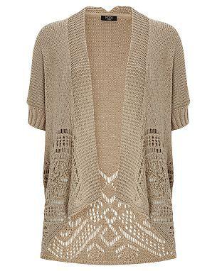 Moda Knitted Kimono Cardigan | Women | George at ASDA