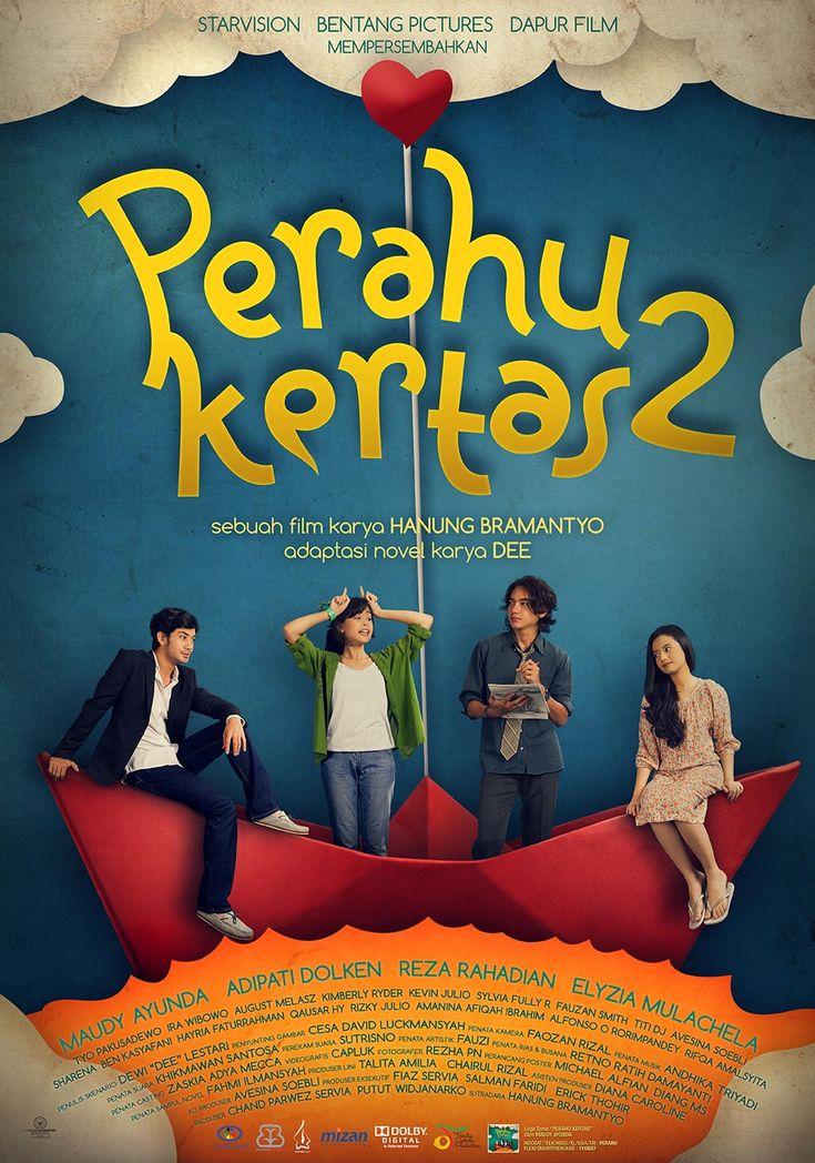 Perahu Kertas 2 (Hanung Bramantyo) • 4 Oktober 2012 • 387.073 penonton