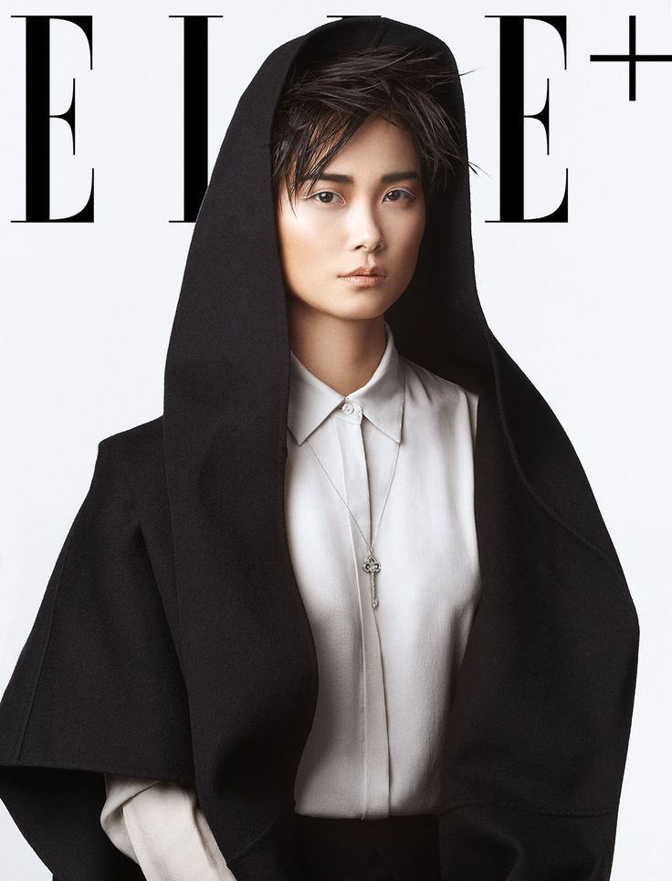ELLE+ cover shot by D'ELE represent photographer Charles Guo. The cover girl is Chinese celebrity Chris Lee.