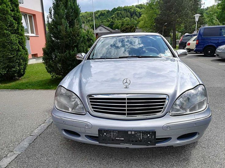 Mercedes w220 320 CDI