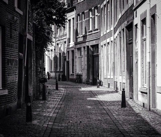 On the street... Tafelstraat, Maastricht - Mtricht.com #Mtricht