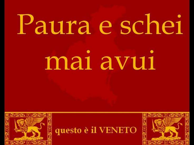 In dialetto veneto