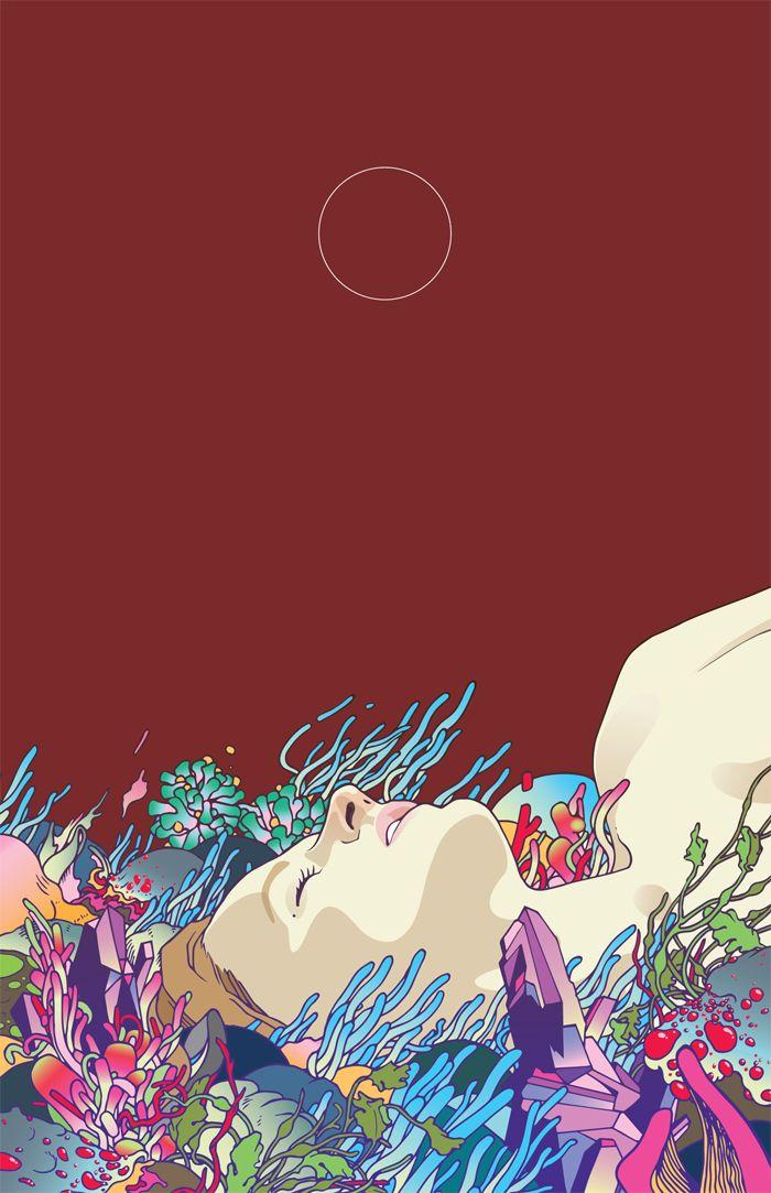 James Lee / 李佳翰 Nacido en Tainan, Taiwan. Creció en las afueras de Toronto. Diseñador Gráfico, ilustrador y músico.  Obra: Sea sleeps she sleeps sees sheeps  http://jlee.ca/