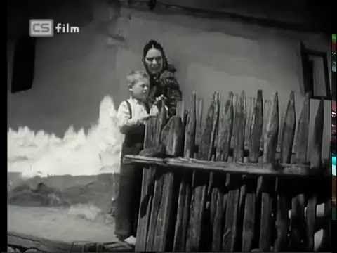 Žena z vrchov 1955 film-celý