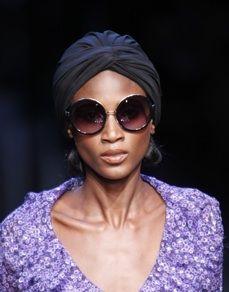 Celebs Rockin' Turbans: Fashion