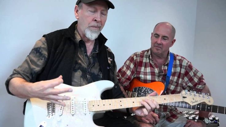 Richard Thompson: Soloing Using Open Drone Strings