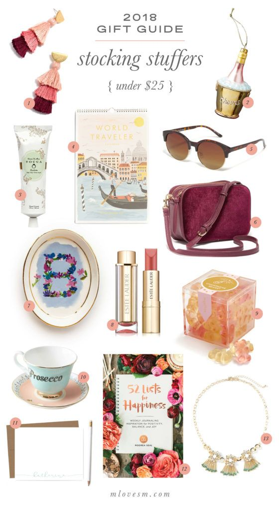 I've rounded up the best stocking stuffers under $25 ...