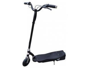 A oto coś dla starszych dzieciaczków. Hulajnoga elektryczna, ciekawe jak szybko można nią jechać? Mieliście jakiś doświadczenia?