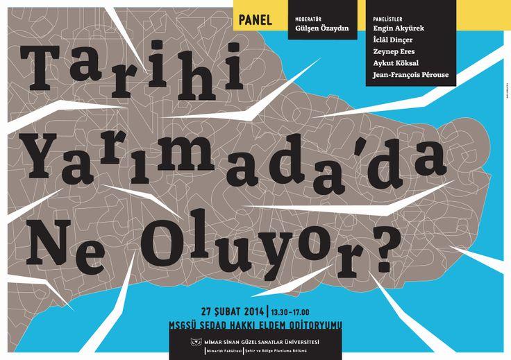 Tarihi Yarımada'da Ne Oluyor? 27 Şubat 2014 MSGSÜ Sedad Hakkı Eldem Oditoryumu
