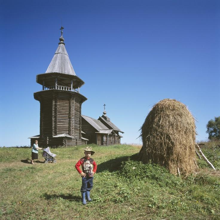 Polya, Karelia region, Church of the Prophet Elijah (18th C): Wooden Churches, Russian Places, Prophet Elijah, Russian Wooden, Beautiful Places, Elijah 18Th, Karelia Region, The Prophet, Russian Churches