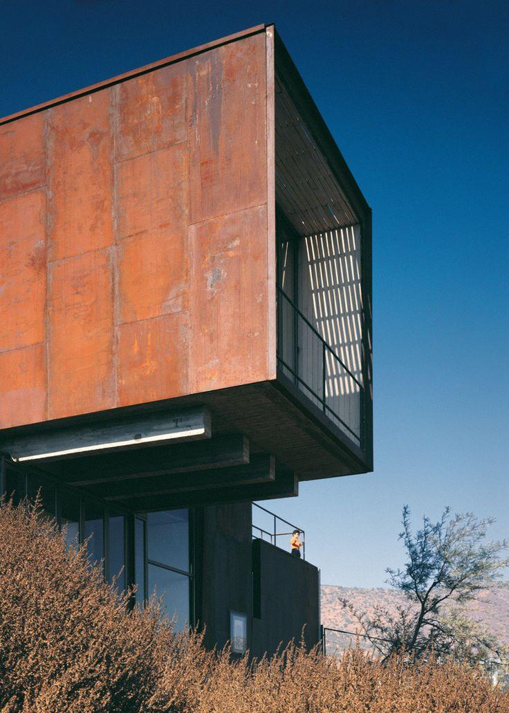 Gallery of La Reserva House / Sebastian Irarrazaval - 6