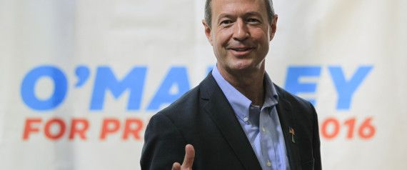 Martin O'Malley Just Set An Extremely High Bar On Climate Change For 2016 Democratic Contenders