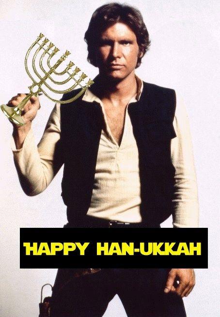 Happy Han-ukkah