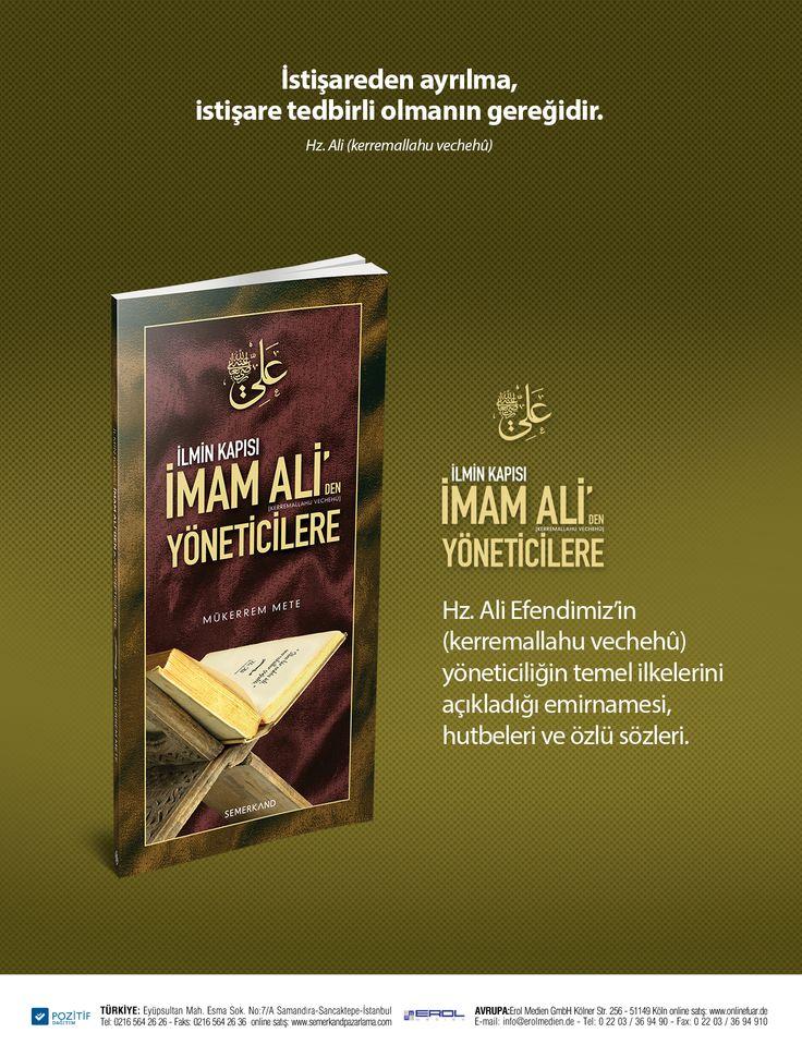 İmam Aliden Yöneticilere  → http://www.semerkandpazarlama.com/Imam-Aliden-Yoneticilere,PR-1904.html