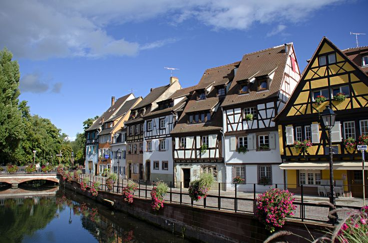 VOYAGER EN FRANCE | Colmar, #France, #voyagerenfrance