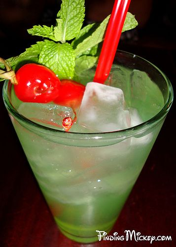 Disneyland Mint Julep | Flickr - Photo Sharing!