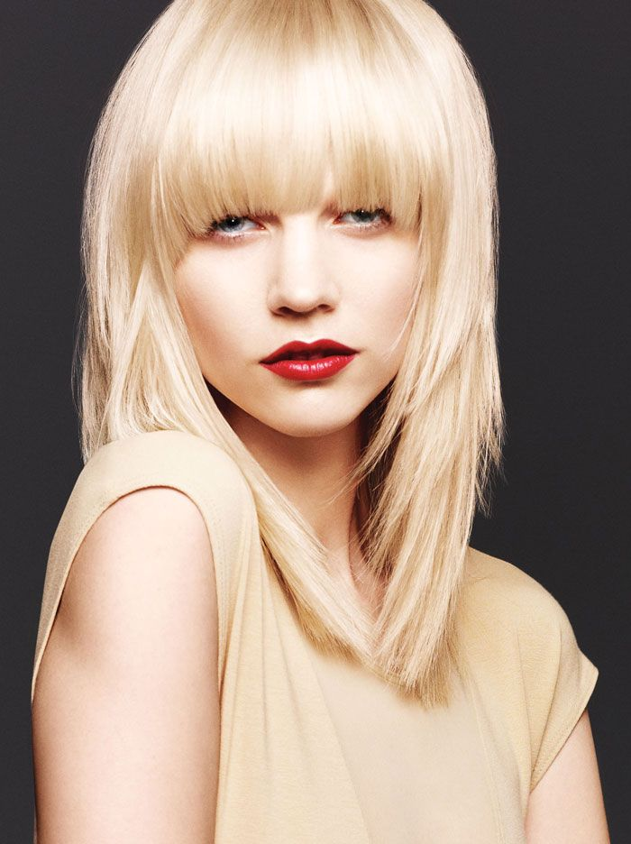 New Aveda hair color....  Extra Lifting Cream. If I ever do blonde or highlights, I am doing THIS colour!