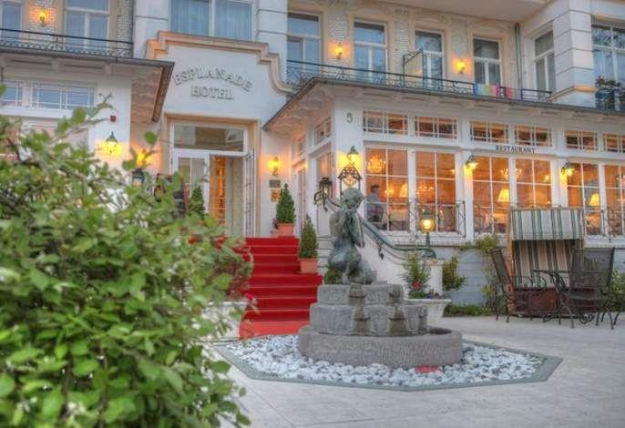 Das Romantik Hotel Esplanade ist eine der schönsten und traditionsreichsten Villen des Kaiserbades Heringsdorf. #love #Liebe #Sommer #travel #holidays #imUrlaubwiezuhausefühlen