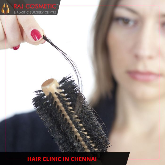 Hair Specialist in Chennai providing solace to hair fall problem and baldness. Raj Cosmetics, the best Hair Clinic Chennai, performs Hair Treatment Successfully... http://www.rajcosmeticsurgery.com/hair-specialist-chennai-hair-treatment-clinic.php