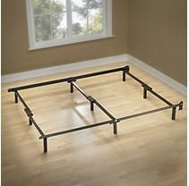 Sleep Revolution Compack Steel Bed Frame- Cal King