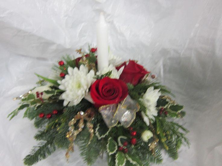 Christmas Arrangements Pinterest