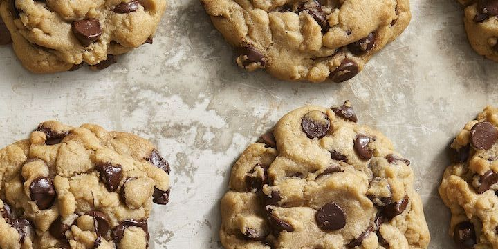 40 Best Baking Recipes Easy Recipes For Cakes Cookies And Other Baked Goods In 2020 Baking Vegan Chocolate Chip Cookies Baking Recipes