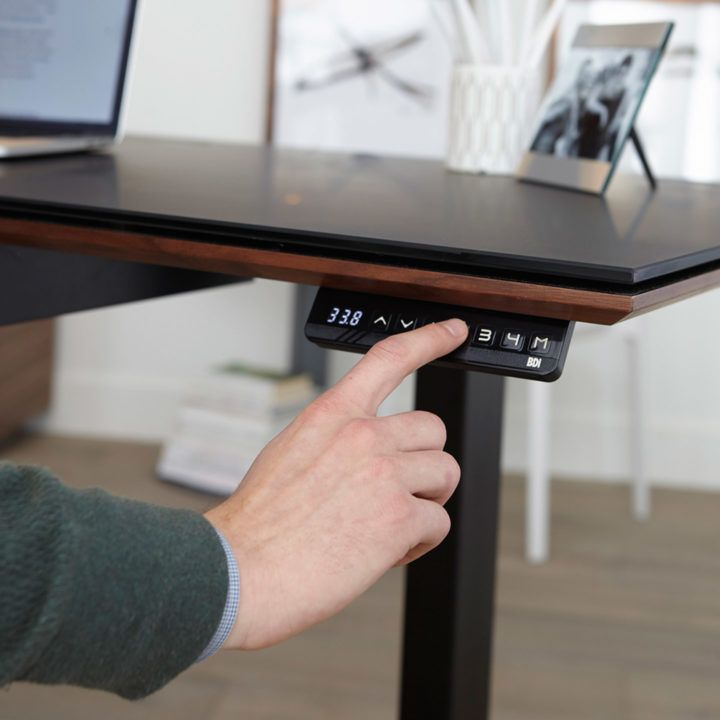 Lift Standing Desks By Bdi Lift The Standing Sitting And