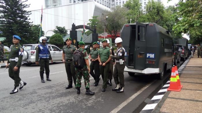 47 Tentara Dipecat karena Pakai Narkoba dan Lari dari Kesatuan