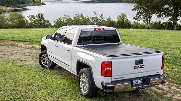 Pin By Auto Truck Depot On Facebook Tonneau Cover Hard Folding