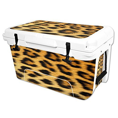 MightySkins Protective Vinyl Skin Decal Wrap for RTIC 45 qt Cooler cover sticker Cheetah >>> You can get additional details at the image link.(This is an Amazon affiliate link and I receive a commission for the sales)