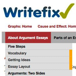 IELTS and TOEFL writing and speaking preparation needs are satisfied at WriteFix.  This teacher created and refined resource is a great place to start helping students who are preparing for these tests.