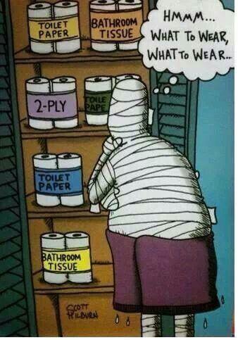 Hmmm ~ Halloween humor!