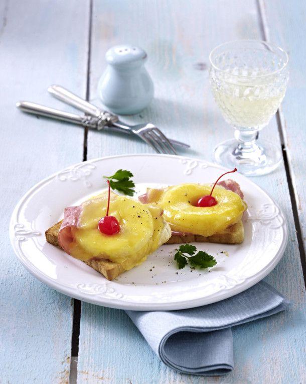 Unser beliebtes Rezept für Toast Hawaii und mehr als 55.000 weitere kostenlose Rezepte auf LECKER.de.