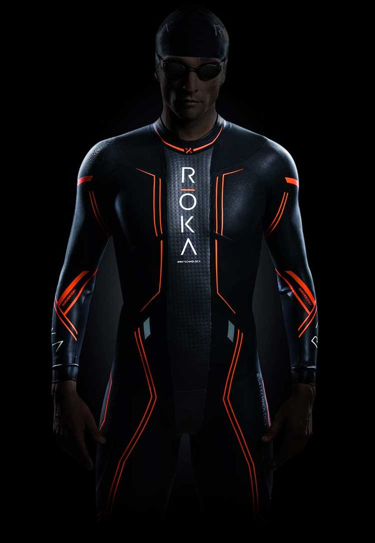 ROKA Maverick X Wetsuit - Men | ROKA | Wetsuits, Swimskins and SIM Shorts | rokasports.com | USA