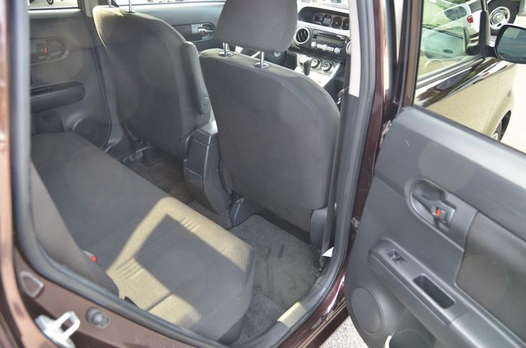 Interior Rear -Passenger Side- view of the 2009 Toyota Scion XB For Sale