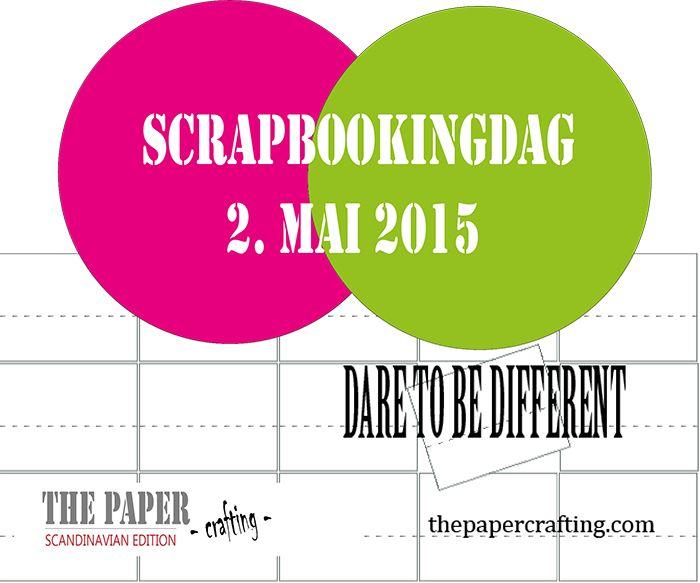 SCD 2015: VINN GAVEKORT TIL 750 NOK TIL DEG OG EN VENN! | The Paper Crafting