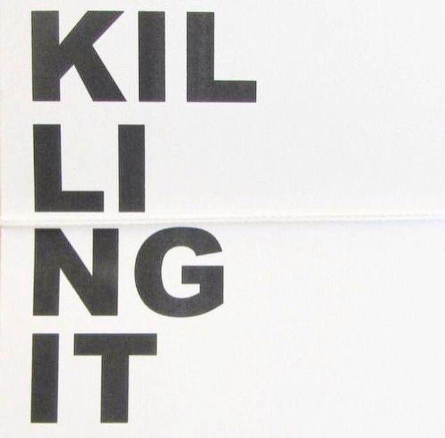 """""""killing it without even trying to kill it"""""""