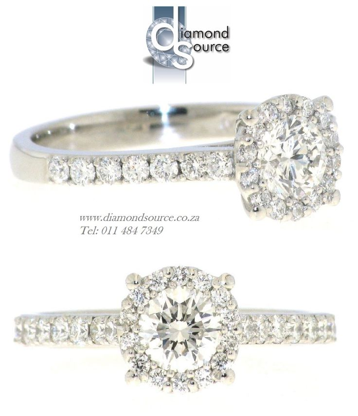 Lolita Design -  This is one of our most recent commissions featuring a Lolita engagement ring design. This engagement ring we crafted from Platinum set with a 0.50ct. Round Brilliant-cut centre diamond. Please email or call us with any queries. FREE QUOTATIONS on any jewellery design you require. E: info@diamondsource.co.za W: www.diamondsource.co.za T: 011 484 7349