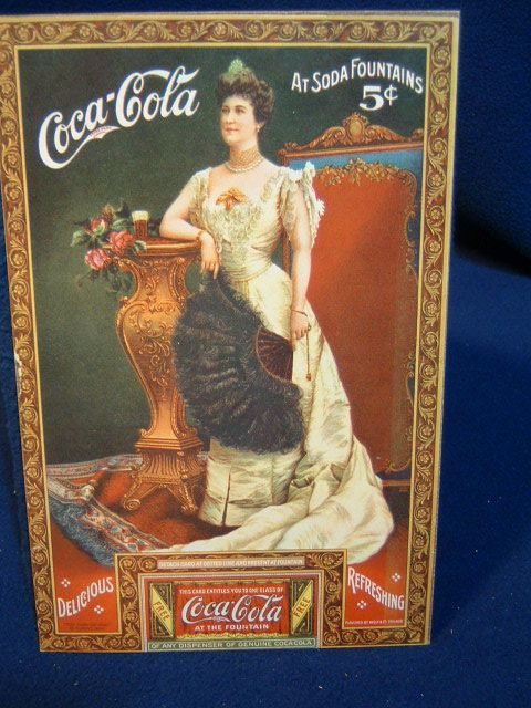 17 Best Images About Victorian Coca Cola On Pinterest