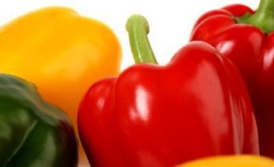 Los pimientos ayudan a quemar calorías