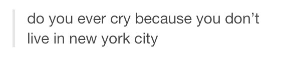 Maybe I could have been there for the Battle of New York but noooooo I had to be in school