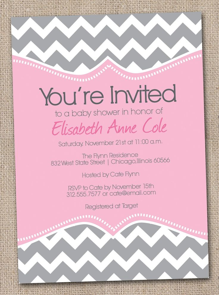 18 best baby_shower images on Pinterest Free baby shower - free templates for bridal shower invitations