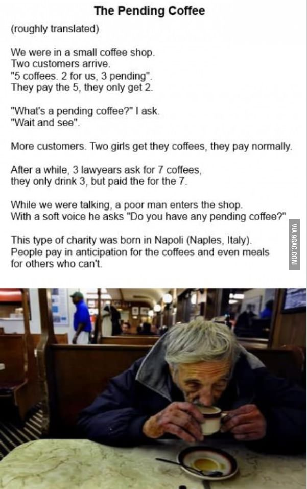 They should do this everywhere!!