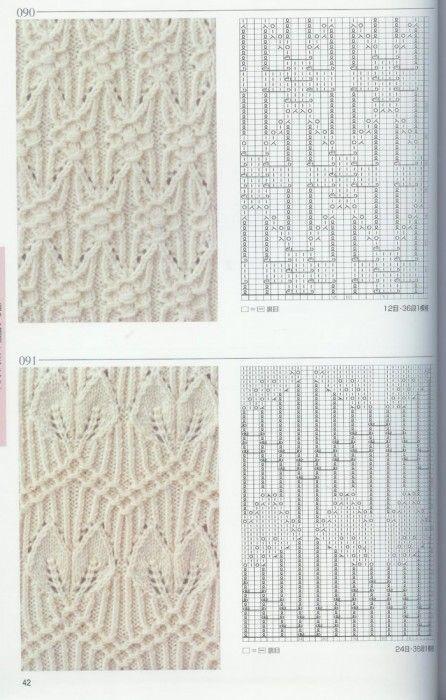 beautiful patterns knitting   make handmade, crochet, craft: