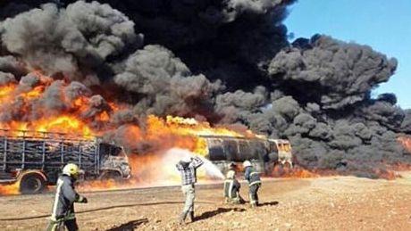 Atac asupra unui convoi rusesc în Siria: Patru militari au murit, iar alţi doi au fost răniţi