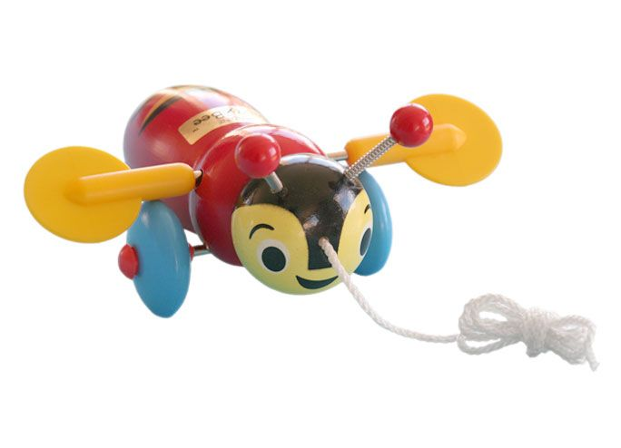 Buzzy bee NZ number 1 iconic toy. Sold at www.buzzybee.co.nz online shop.Posted any where in the world.