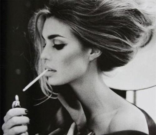 60s hair | I love the makeup